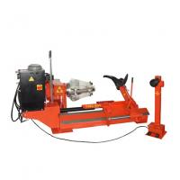 Quality 50HZ Hydraulic Auto Workshop Equipment , 380V Mobile Tyre Changer For Heavy Vehicles for sale