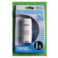 China Rechargeable Battery Pack For Wii Remote,Game Accessories on sale