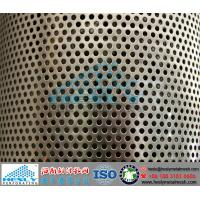 Quality Anping Perforated Metal Sheet, Punching Metal Sheet, 304 Perforated Metal for sale