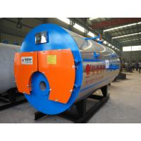 Quality Dual Fuel Oil Fired Steam Boiler With Economizer 98% High Thermal Efficiency for sale
