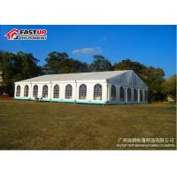 Quality White Clear Span Wedding Marquee Tent Aluminum Structure Latest Style for sale