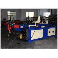Quality Servo Feeding Automated Pipe Bender , Cnc Tube Bending Machine For Indoor Furniture Manufacturing for sale