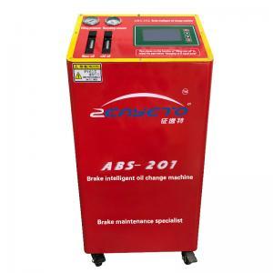 Quality Pressure Brake Flush Machine / 30kg 150W Vacuum Brake Flush Equipment for sale