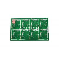 Quality 2Oz Coppe heavy copper PCB 6layer KB FR4 tg170 for Industrial instrument for sale