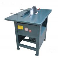 Quality MJ vertical electric wood circle saw cutting machine bench type for sale
