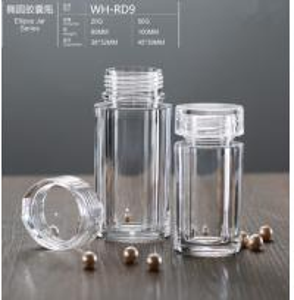 Quality Round 100ml 150ml 200ml 300ml 400ml 600ml plastic food packaging for sale