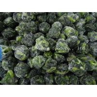 China IQF Frozen Spinach on sale