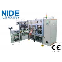 Quality High Effeciency Lacing Machine Four Working Stations Stator Coil Winding Lacer for sale