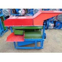 Quality Diesel Threshing Automatic Corn Sheller Machine 1 - 2 T / H Capacity for sale