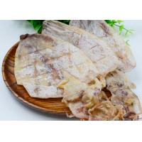Quality Todarodes Pacificus Dried Seafood Health Certificate Commerical for sale