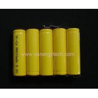 China Ni-CD Battery Pack (AA) on sale