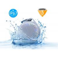 Quality Micro USB Hands Free For Call Portable Wireless Speakers IP67 Waterproof for sale