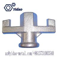 Quality Formwork Accessories Wing Nut  Tie Rod /size:variety/surface:zinc coated for sale