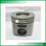 Quality 6D140 Diesel Engine Piston Kit 6211-32-2130 For Komatsu D155A Bulldozer for sale