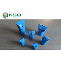 Quality Tungsten Carbide Hard Rock Mining Drilling Bits 7° Tapered Stable And Reliable for sale