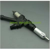 Quality Denso Diesel Engine Injector , Fuel Injector For Diesel Engine Black Color for sale