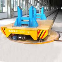 Quality 20t Rail  transfer car on turnplate for automation industry for sale