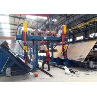 China 2000mm Web Height H Beam Line , Automatic T Type SAW H Beam Cutting Machine on sale