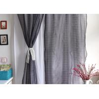 Quality Elegant Multiple Colors Modern Window Curtains Lightweight Fabric For Living Room for sale