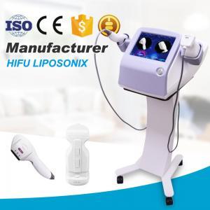Quality Hifu Liposonix Wrinkle Removal Ultrashape Slimming Machine Skin Tightening for sale