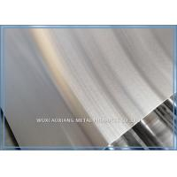 Quality ASTM A240 Cold Rolled Stainless Steel Sheet  / 0.3 - 6mm 304 SS Plate for sale