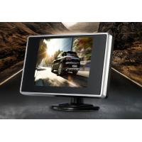 China Wide Voltage 9-35V 3.5 Inch Screen 350cd/m2 Mini Car TFT LCD Monitor on sale