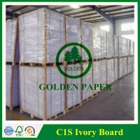 Buy cheap Two side coated gloss paper C2S Art Paper/Art Board 300gsm 210gsm 230gsm 250gsm 350gsm from wholesalers