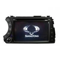 Quality LCD Touch Screen Ssangyong DVD Player  MP3 / MP4 / WMA for Kyron ST-8006 for sale