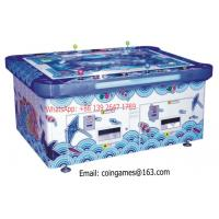 Buy 6 Players Amusement Arcade Coin Operated Hunter Shooting Fishing Cabinet at wholesale prices