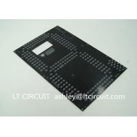 Buy FR4 Double Sided PCB Black Solder Mask OSP Surface Plating Bulk at wholesale prices