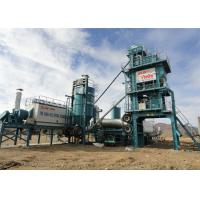 Buy High integration 80T full mobile asphalt plant Intermittent Compulsory Method at wholesale prices