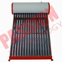 Quality Professional Open Loop Solar Water Heater 200 Liter Aluminum Alloy Frame for sale