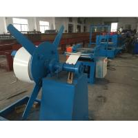 Quality 8000mm X 800mm X 800mm Door Frame Roll Forming Machine 5 Tons 4Kw Hydraulic Cutting for sale