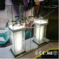 Quality Supply all kinds of eyeglass display shelving for sale