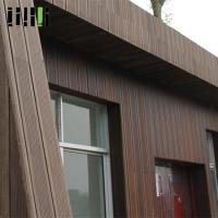 Waterproof Bamboo Wall Cladding 10-30mm Thickness With Incredible Bending Strength