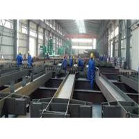 Quality 8m 10m Length I Beam Steel 90 - 120MM Leg Height For Bridge Engineering for sale