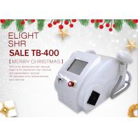 Quality Portable E-light IPL RF / Nd Yag Laser Tattoo Removal Skin Care Device for sale