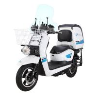Buy cheap Functional Electric Mopeds And Scooters With Big Warm Keeping Rear Box from wholesalers