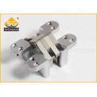 Quality Furniture Cabinet 180 Degree Invisible Internal Door Hinges 116*27.8*41mm for sale