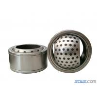 Quality Ball Joint Bearings GE35ES, GE45ES With Single Slit Outer Oil Lubrication For Radial Load for sale