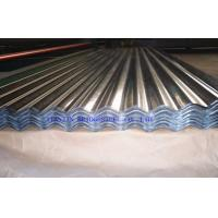 Buy DX51D+Z, SGH340, SGCC Colored Galvanized Corrugated Steel Sheet For Industrial, at wholesale prices