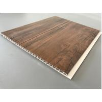 Buy 10 Inch Wooden laminate ceiling panels Thickness 7.5mm For Ceiling at wholesale prices
