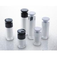 Buy cheap HOT SALE beautiful Cosmetic Packaging  airless Serum Pump Bottles Factory Price Free Sample from wholesalers