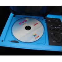 Buy Multi-functional 12 Inch Portable DVD Player with Anti-shake function at wholesale prices