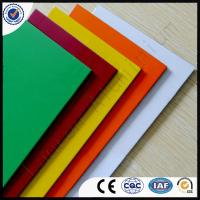 Buy cheap ACP High Quality 3mm 4mm PVDF Coated Facade Aluminium Composite Panel from wholesalers