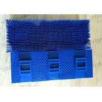 Quality Auto Cutter Bristle Block 49442 Blue Poly Material 150 * 60 * 60mm For Kuris ZAT3 Cutter for sale