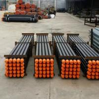 Quality Atlas Copco Forging Down Hole DTH Drill Pipe / Rig Rock Drill Tools for sale