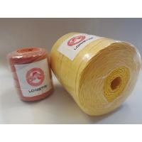 Quality Shock Absorbing 5mm UV Treated Plastic Twisted Rope SGS / Poly Baler Twine for sale