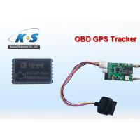 Quality Smart CCTV RFID OBD GPS Tracker GPS Vehicle Tracking Device No Monthly Fee for sale