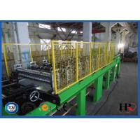 Buy cheap EPS / ROCKWOOL Sandwich Panel Making Machine Continuous Cold Roll Forming 50HZ from wholesalers